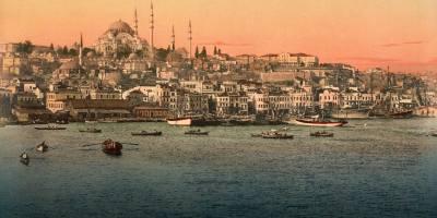 اسطنبول في العصر العثماني   صور قديمة جدآ Osmanlı Zamanında Fotoğraflarla İstanbul