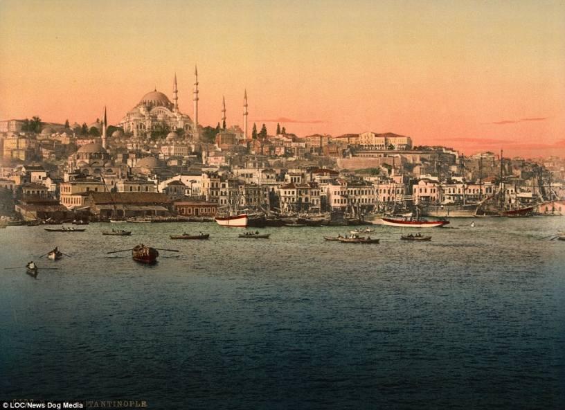 اسطنبول في العصر العثماني | صور قديمة جدآ Osmanlı Zamanında Fotoğraflarla İstanbul