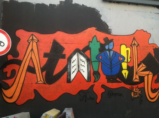 graffiti abdulrahmanarefblog