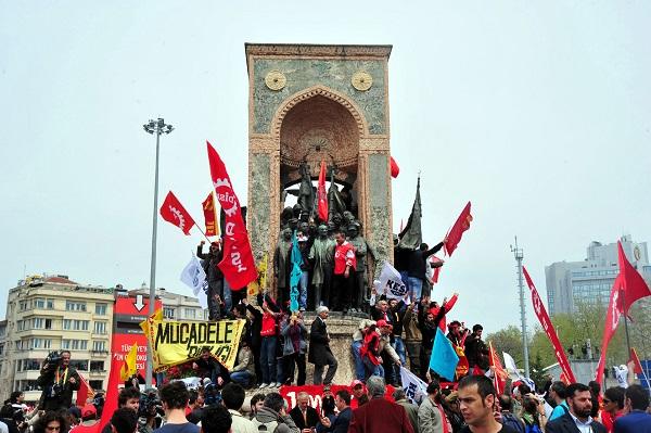 TURKIYE'DE YILIN OLAYLARI